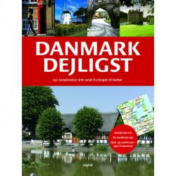 Danmark dejligst: 250 turoplevelser året rundt fra Skagen til Gedser