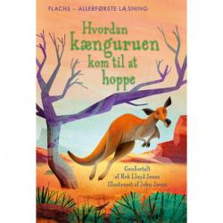 Hvordan kænguruen kom til at hoppe