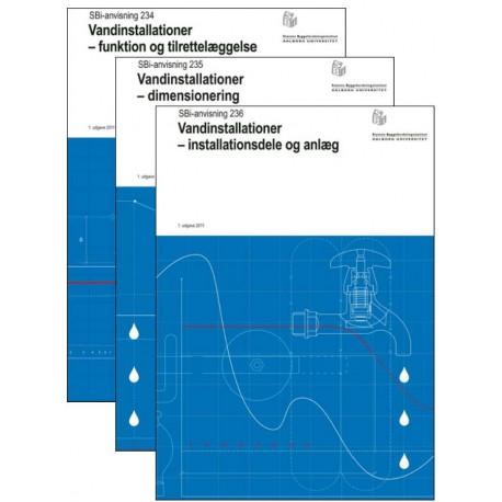 Vandinstallationer - samlet - Studieudgave