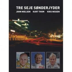 Tre seje sønderjyder: John Nielsen, Kurt Thiim og Kris Nissen