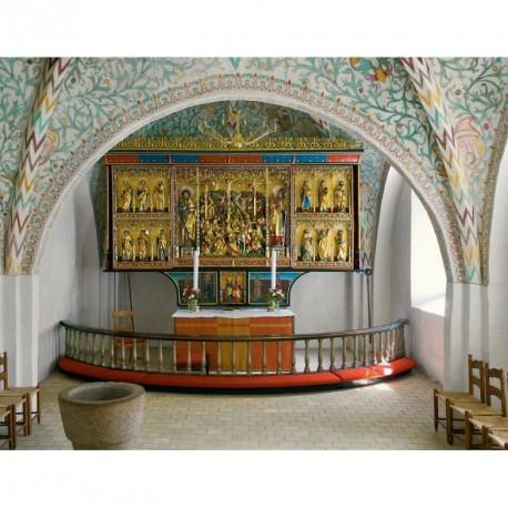 Den figurrige Golgatascene: En rejse gennem kristendommens kunsthistorie
