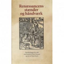 Renæssancens stænder og håndværk i tekst og billeder: Stænderbogen fra 1568