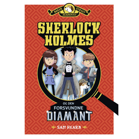 Sherlock Holmes og den forsvundne diamant (1)