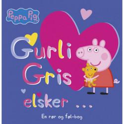 Peppa Pig - Gurli Gris elsker ...