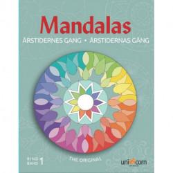 Årstidernes Gang med Mandalas Bind 1