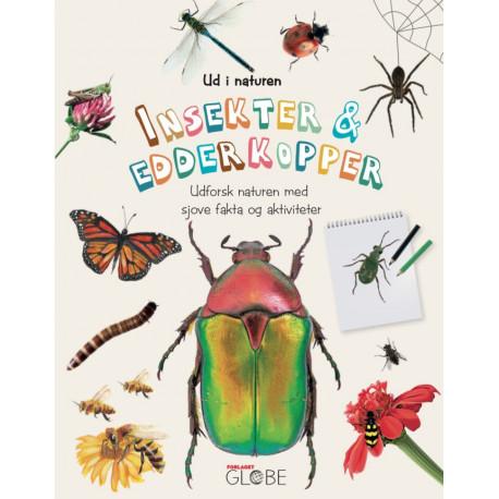 Insekter og edderkopper: Ud i naturen