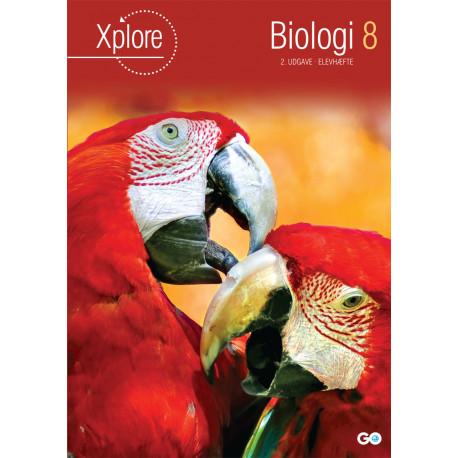 Xplore Biologi 8 Elevhæfte - 2. udgave