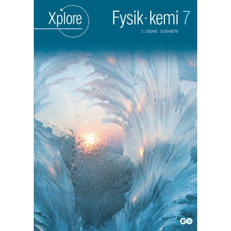 Xplore Fysik/kemi 7 Elevhæfte 25 stk. - 2. udgave