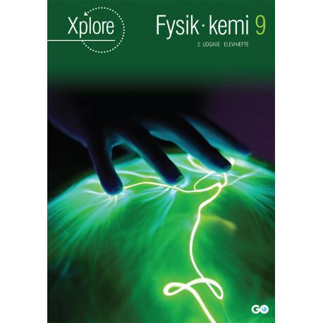 Xplore Fysik/kemi 9 Elevhæfte - 2. udgave