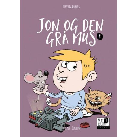 Jon og den grå mus
