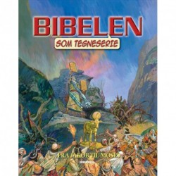 Bibelen som tegneserie - Fra Jakob til Moses (Bind 2)