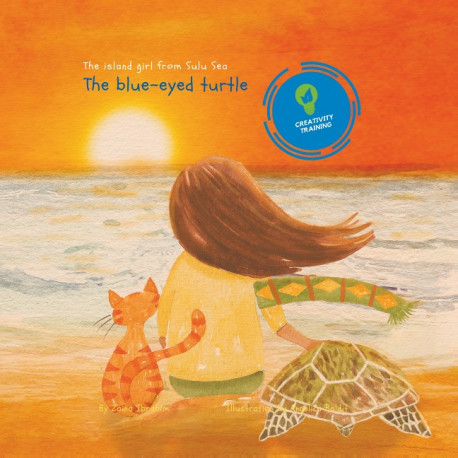 The island girl from Sulu Sea: The blue-eyed turtle