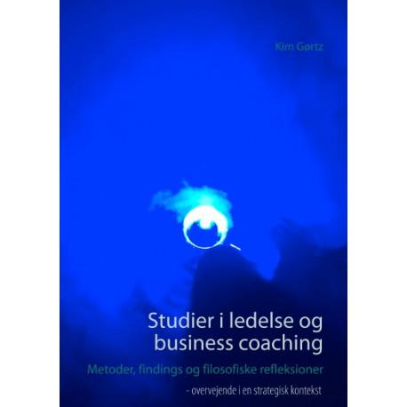 Studier i ledelse og business coaching: Metoder, findings og filosofiske refleksioner
