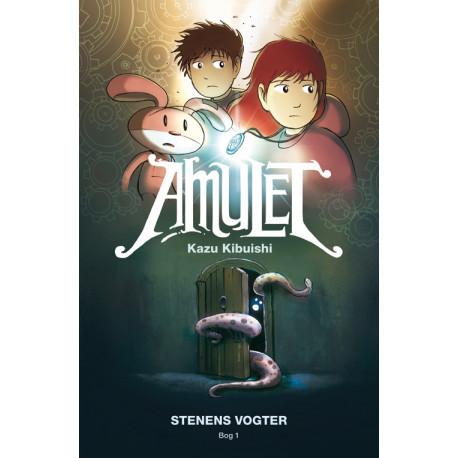 Amulet 1: Stenens vogter