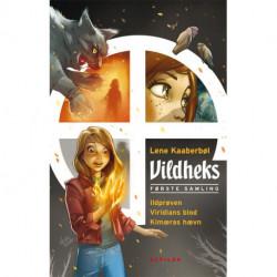 Vildheks - første samling (bog 1-3)