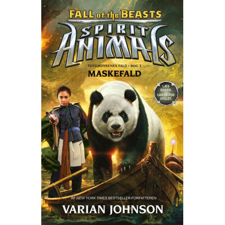 Spirit Animals - Fall of the Beasts 3: Maskefald