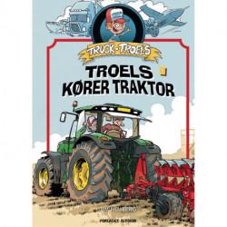 Truck Troels kører traktor