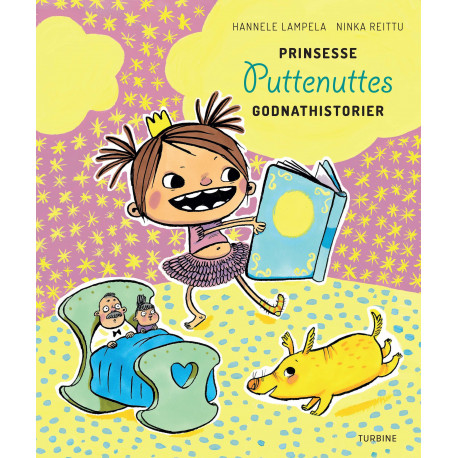Prinsesse Puttenuttes godnathistorier