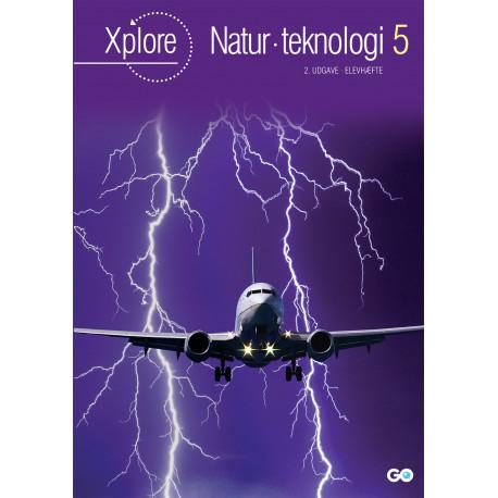Xplore Natur/teknologi 5 Elevhæfte 25 stk. - 2. udgave