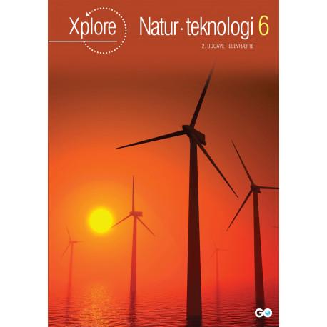 Xplore Natur/teknologi 6 Elevhæfte 25 stk. - 2. udgave