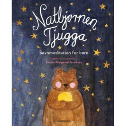 Natbjørnen Tjugga: Søvnmeditation for børn