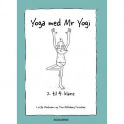 Yoga med Mr. Yogi 2-4.klasse