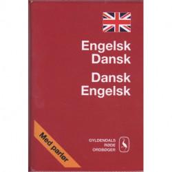 Engelsk-Dansk/Dansk-Engelsk Ordbog: Mini