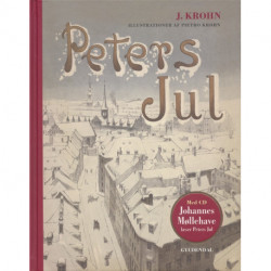 Peters jul: med cd