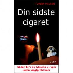 Din sidste cigaret: Sådan bliver du lykkelig x-ryger - uden vægtproblemer!