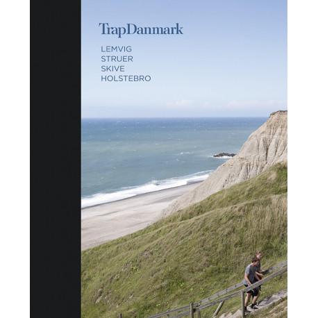 Trap Danmark: Lemvig, Struer, Skive, Holstebro: Trap Danmark. 6. udgave, bind 7