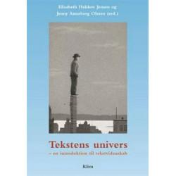 Tekstens univers: en introduktion til tekstvidenskab