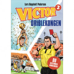 VICTOR Driblekongen: Bog 2