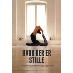 Hvor der er stille: en moderne guide til Patanjalis Yoga Sutras