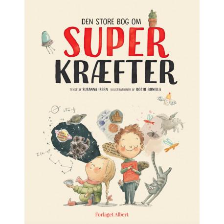 Den store bog om superkræfter