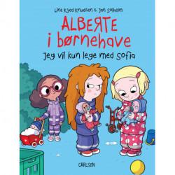 Alberte i børnehave (2) - Jeg vil kun lege med Sofia