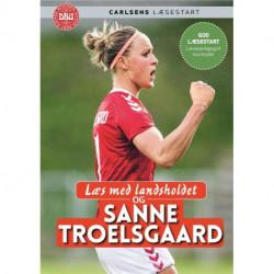 Læs med landsholdet - og Sanne Troelsgaard