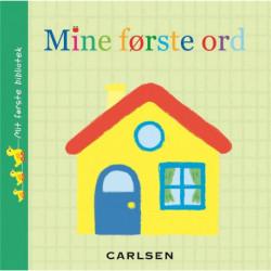 Mit første bibliotek - Mine første ord