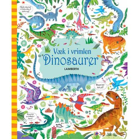 Væk i vrimlen - Dinosaurer