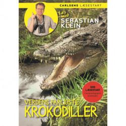 Læs med Sebastian Klein - Verdens farligste krokodiller