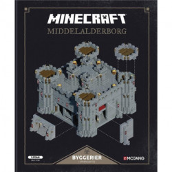 MINECRAFT MIDDELALDERBORG