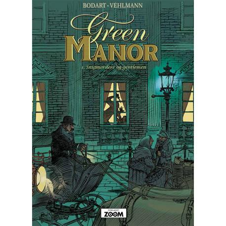 Green Manor 1: Snigmordere og gentlemen