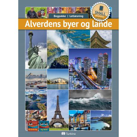 Alverdens byer og lande (SMALL 10 bøger): vejl. pris 1559,50kr. Pakkepris 1247kr - spar 20%