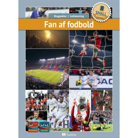 Fan af fodbold (SMALL 10 bøger): vejl. pris 1799,50kr. Pakkepris 1440kr - spar 20%