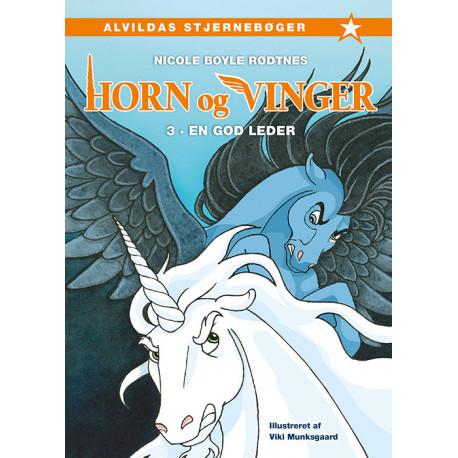 Horn og vinger 3: En god leder