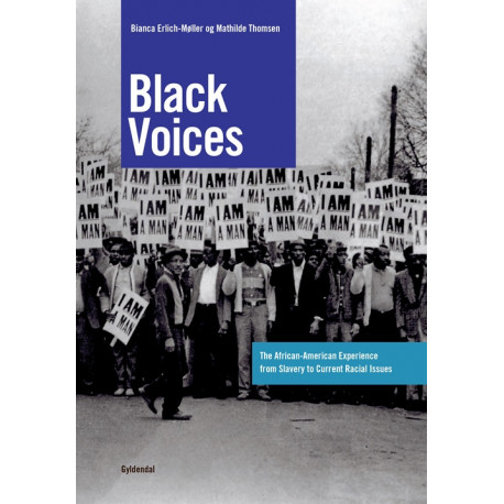 Black voices / i-bog: The African-American Experience from Slavery to Current Racial Issues