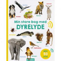 Min store bog med dyrelyde