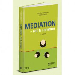 Mediation: ret og rammer