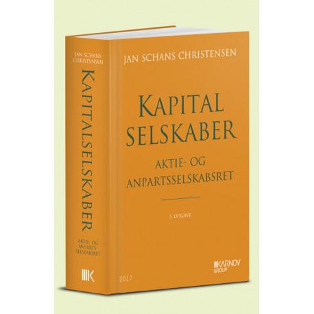 Kapitalselskaber - Aktie- og anpartsselskabsret: Se også ISBN 978-87-619-3525-0