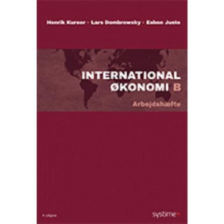 International økonomi B-niveau: Arbejdshæfte