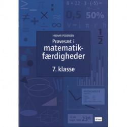 Prøvesæt i matematikfærdigheder, 7.kl..